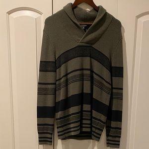 Express Men's shawl collar sweater. Never worn.